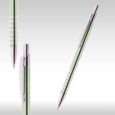 Метална химикалка зелена 26064