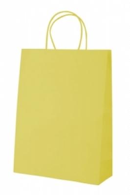 """Store"" paper bag-yellow"