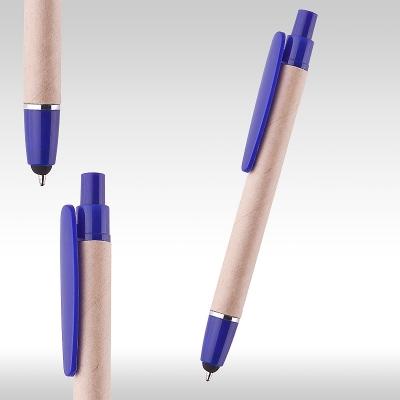 Еко iPen 89631 натурално/синьо