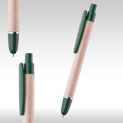 Еко iPen 89631 натурално/зелено