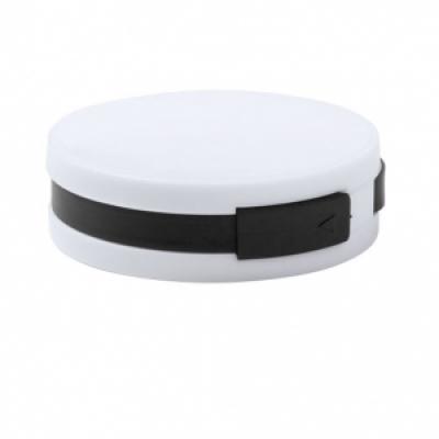 Пластмасов хъб с 4 порта, USB 2.0; AP781136-10 - черен