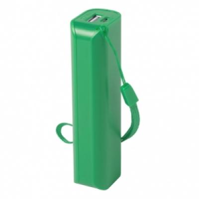 Boltok-USB-power-bank-зелен