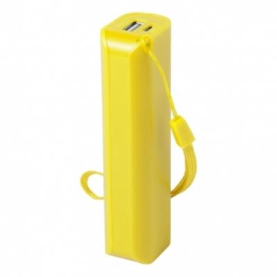 Boltok-USB-power-bank-жълт