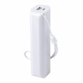 Boltok-USB-power-bank-бял