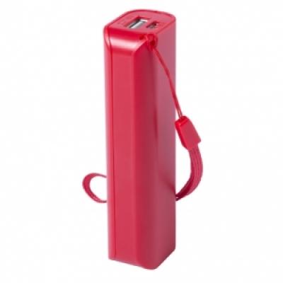 Boltok-USB-power-bank-червен