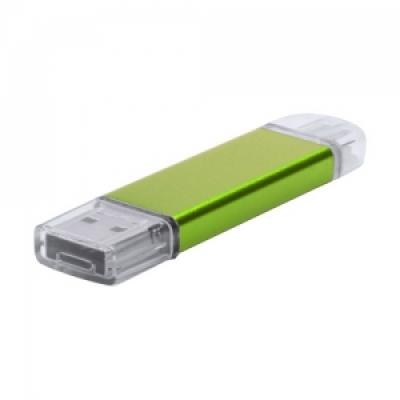USB flash памет RULNY 8GB - зелена