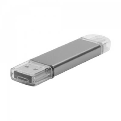 USB flash памет RULNY 8GB - сива