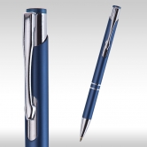 Ellite Metal Pen Blue
