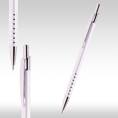 Метална химикалка сребърна 26060