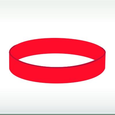 Междинен размер червени гривни - 31962