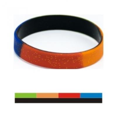 силиконови гривни в 4 цвята
