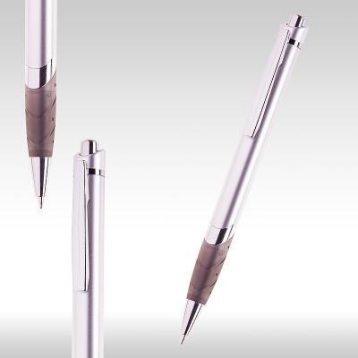 Химикалка Сребърно/сиво 72561