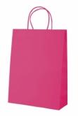 """""""Store"""" paper bag-violet"""