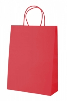 """""""Store"""" paper bag-red"""