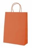 """""""Store"""" paper bag-Orange"""