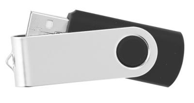 Usb flash памет style swivel 403 11 - черна
