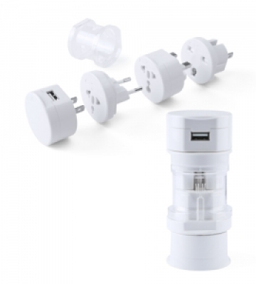 """Tribox"" travel adapter"