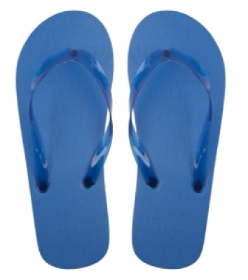 Varadero blue beach slippers