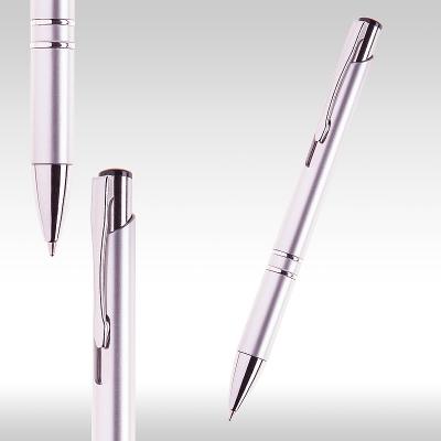 химикалка Елит Сребриста 90012