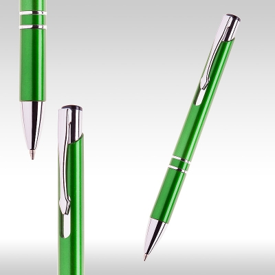химикалка Елит Зелена 90014