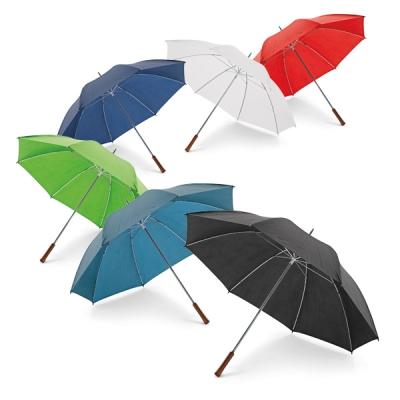 Ръчни рекламни чадъри в различни цветове