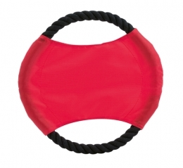 Flybit-frisbee-black-end-red