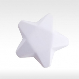 Антистрес звезди Ease, бяла