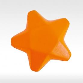Антистрес звезди Ease, оранжева