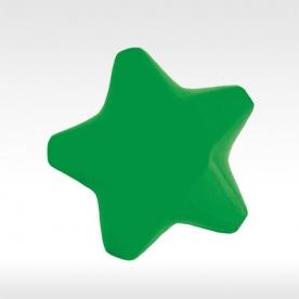 Антистрес звезди Ease, зелена