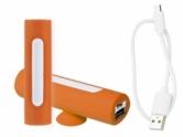 """""""Khatim"""" USB power bank orange"""