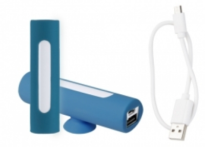 """Khatim"" USB power bank blue"