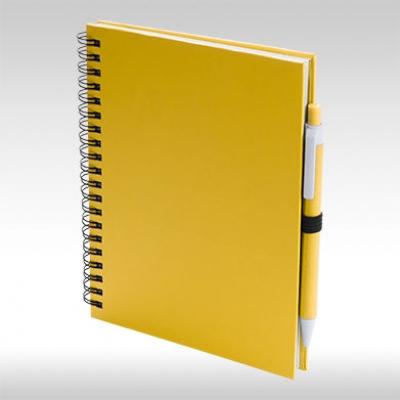 Жълт А4 Тефтер TECNAR AP741502-02