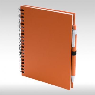 Оранж А4 Тефтер TECNAR AP741502-03
