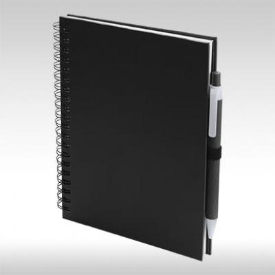 Черен А4 Тефтер TECNAR AP741502-10