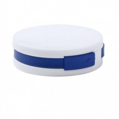 Пластмасов хъб с 4 порта, USB 2.0; AP781136-06 - син