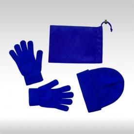 Сини ръкавици и шапка Duvel AP781300_06