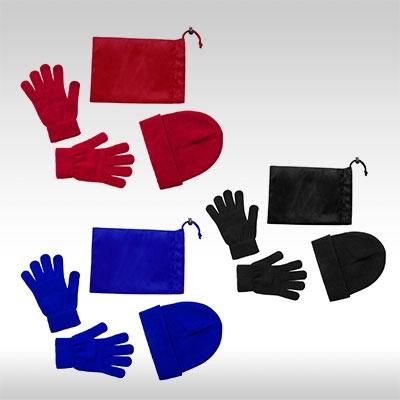 Зимни ръкавици и шапка Duvel AP781300хх