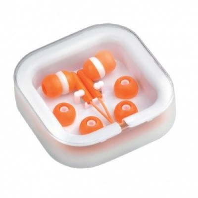 Аудио слушалки - оранж, AP791192-03