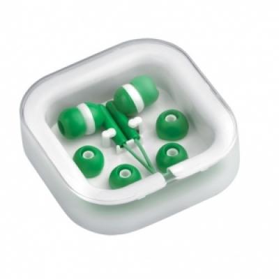 Аудио слушалки - зелени, AP791192-07