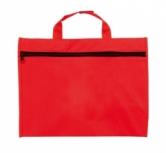 Червена чанта за документи