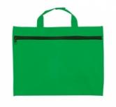 Зелена чанта за документи