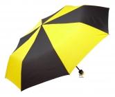 Сгъваем ръчен чадър с 4 жълти панела АР800729-02