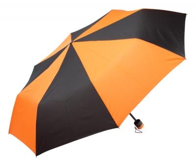 Сгъваем ръчен чадър с 4 оранжеви панела AP800729-03
