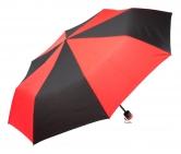 Сгъваем ръчен чадър с 4 червени панела AP800729-05
