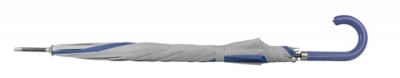 Автоматичен чадър със син панел