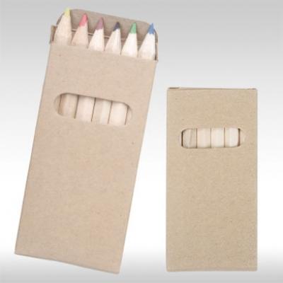 Комплект 6 бр. цветни моливи AP808502