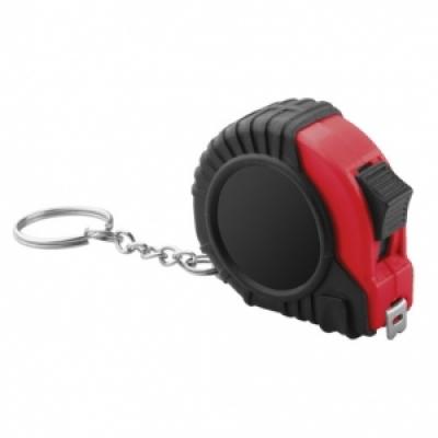 Ролетка ключодържател 2м-червена , код AP810715-03
