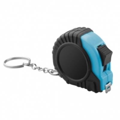 Ролетка ключодържател 2м - синя, код АЗ810715-05