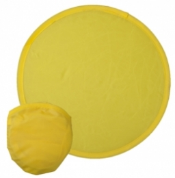 Pocket-frisbee-yellow