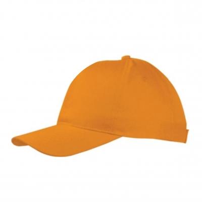 Бейзболна шапка ВС-002, оранж